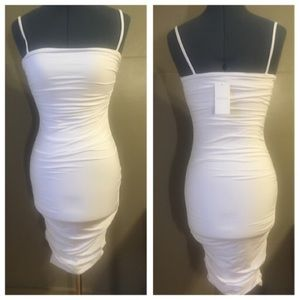 Kookai Dresses - Kookai Belinda Dress White Size 2 65db12a3e
